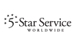 5-Star Worldwide Logo